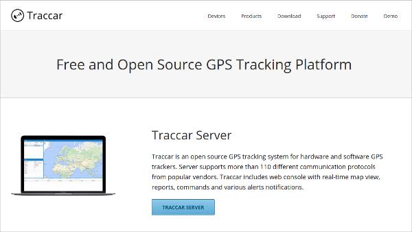 traccar server