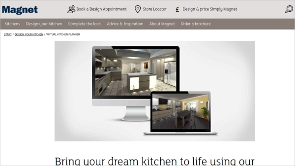 50 Best Design Software Free Download For Windows Mac: virtual kitchen planner