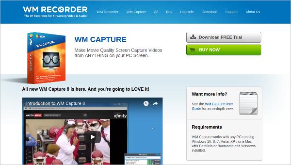 wm capture