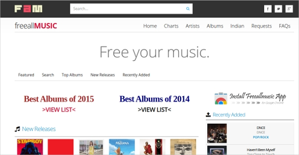 16+ Free Album Downloader Tools for Windows, Mac, Android  DownloadCloud
