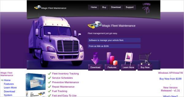 imagic fleet maintenance