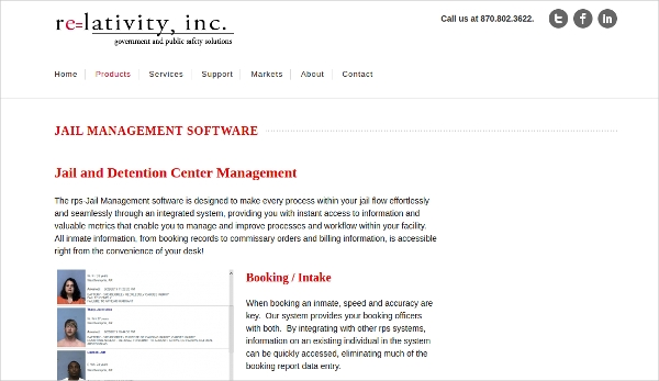 rps jail management software