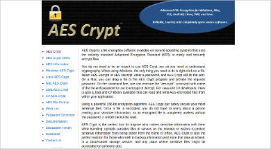 aes crypt1