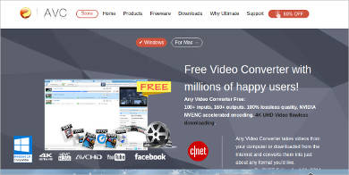 avc free video converter