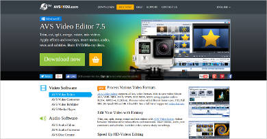 avs video editor3