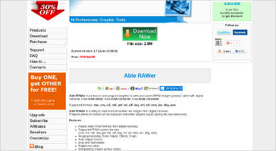able rawer for windows