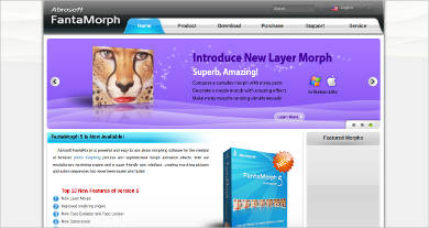 abrosoft fantamorph most popular software
