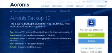 acronis backup 121
