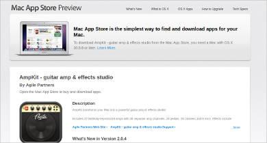 ampkit for mac