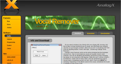 analogx vocal remover1