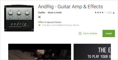 andrig for android