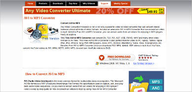 any video converter most popular software