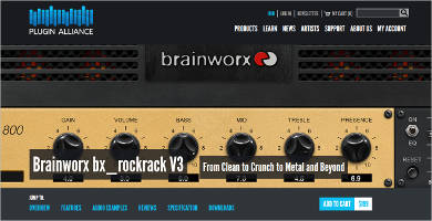 brainworx bx rockrack v3 most popular software