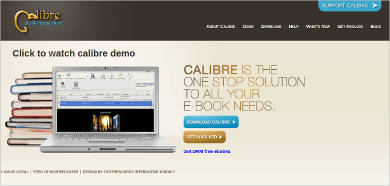 calibre most popular software