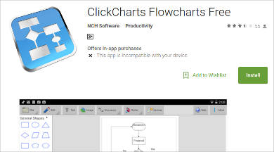 clickcharts flowcharts free for android1