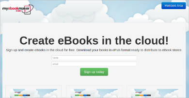 create ebooks