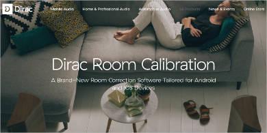 dirac room calibration