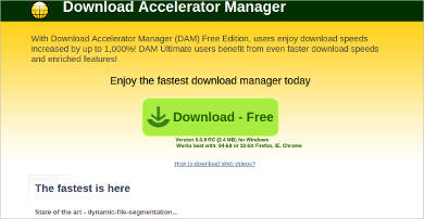 download accelerator manager1