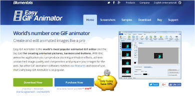 easy gif animator most popular software