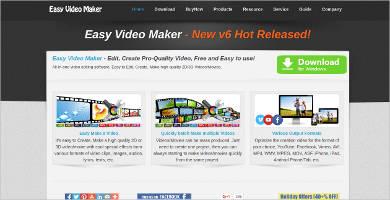 easy video maker for windows