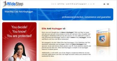 elite anti keylogger v3