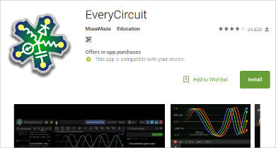 everycircuit for android