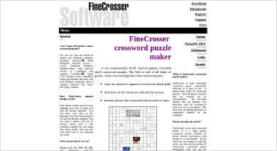 finecrosser