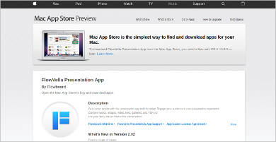 flowvella presentation for mac