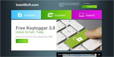 free keylogger 3