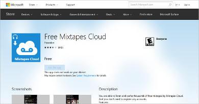 free mixtapes cloud