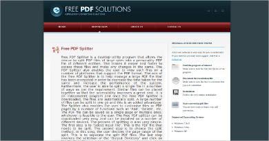 free pdf splitter