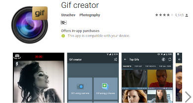 gif creator for android