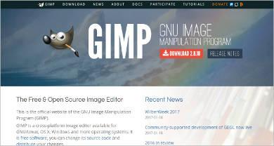 gimp most popular software3