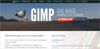 gimp most popular software1