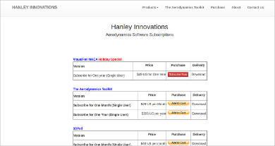 hanley innovations