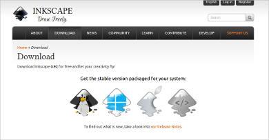 inkscape 0