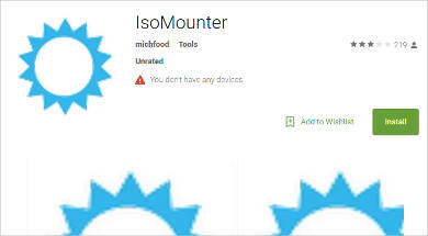isomounter for android