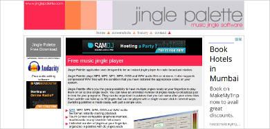 jingle palette