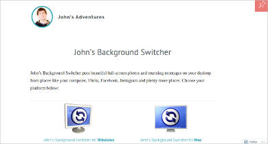 john%e2%80%99s background switcher for mac