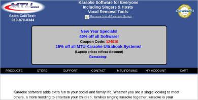 karaoke vocal removal tools