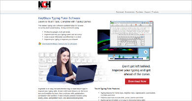 keyblaze typing tutor most popular software