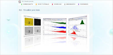 kst visualize your data