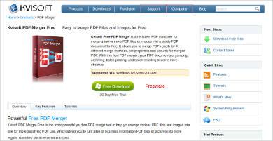 kvisoft pdf merger free