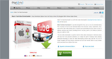 macx youtube downloader2