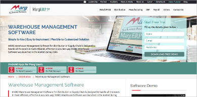margerp9 warehouse management