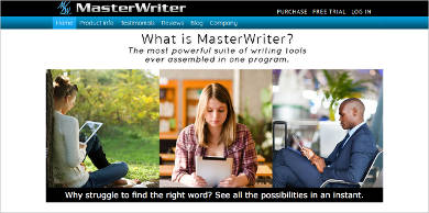 masterwriter for windows