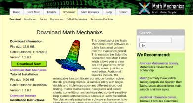 math mechanixs