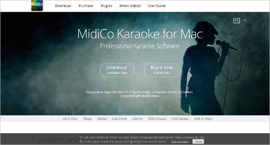 midico karaoke for mac