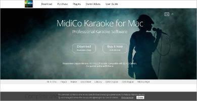 midico karaoke for mac1