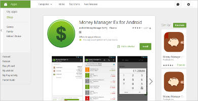 money manager ex for android